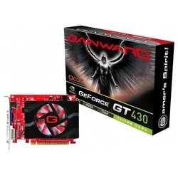 gainward geforce gt 430 700mhz pci-e 2.0 2048mb 1070mhz 128 bit dvi hdmi hdcp