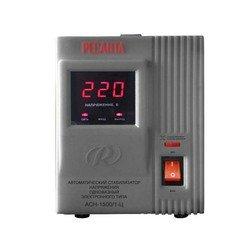 Ресанта ACH-1500/1-Ц - Стабилизатор напряженияСтабилизаторы напряжения<br>Автоматический однофазный стабилизатор напряжения электронного типа.