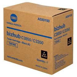 Тонер картридж для Konica Minolta izhub C3350, C3850 (TNP-48) (черный) - Картридж для принтера, МФУКартриджи<br>Совместим с моделями: Konica-Minolta bizhub C3350, C3850.