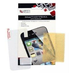Защитная пленка для Nokia Lumia 435 (0L-00000488) (прозрачная) - ЗащитаЗащитные стекла и пленки для мобильных телефонов<br>Защитная плёнка изготовлена из высококачественного полимера и идеально подходит для данной модели устройства.