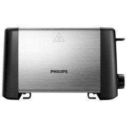 Philips HD 4825 - ТостерТостеры<br>Philips HD 4825 - мощность 800 Вт, число отделений - 2, число тостов - 2, механическое управление, функция размораживания