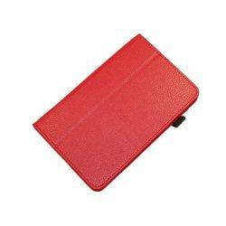Чехол-книжка для Asus Fonepad 8 FE380CG (Palmexx SmartSlim PX/STC ASU FE380 RED) (кожзам, красный) - Чехол для планшетаЧехлы для планшетов<br>Плотно облегает корпус и гарантирует надежную защиту от царапин и потертостей.