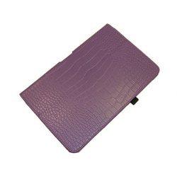 Чехол-книжка для Asus Fonepad 8 FE380CG (Palmexx SmartSlim PX/STC ASU FE380 PURP) (кожзам, фиолетовый) - Чехол для планшетаЧехлы для планшетов<br>Плотно облегает корпус и гарантирует надежную защиту от царапин и потертостей.
