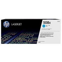 Тонер-картридж для HP Color LaserJet Enterprise M552x, M552n, M552dn (CF361X) (голубой) - Картридж для принтера, МФУКартриджи<br>Совместим с моделями: HP Color LaserJet Enterprise M552x, M552n, M552dn.