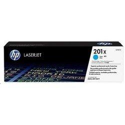 Тонер-картридж для HP Color LaserJet Pro M252dw, M252n, M277dw, M277n (CF401X) (голубой) - Картридж для принтера, МФУКартриджи<br>Совместим с моделями: HP Color LaserJet Pro M252dw, M252n, M277dw, M277n.
