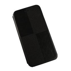 Чехол-книжка для Apple iPhone 6 Plus, 6s Plus 5.5 (R0007549) (черный) - Чехол для телефонаЧехлы для мобильных телефонов<br>Чехол защищает Ваше устройство от грязи, пыли, брызг и других нежелательных внешних повреждений.