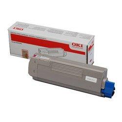 Тонер-картридж для Oki MC851, 861 (44059170/44059166) (пурпурный) - Картридж для принтера, МФУКартриджи<br>Идеально совместим с Oki MC851, 861.