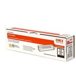 Тонер-картридж для Oki C810, 830 (44059120/44059108) (черный) - Картридж для принтера, МФУКартриджи<br>Совместим с: Oki C810, 830.