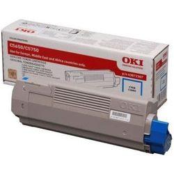 Тонер-картридж для Oki C5650, 5750 (43872323/43872307) (голубой) - Картридж для принтера, МФУКартриджи<br>Совместим с моделями: Oki C5650, 5750.