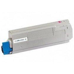 Тонер-картридж для Oki C5800, 5900, 5550 MFP (43324442/43324422) (пурпурный) - Картридж для принтера, МФУКартриджи<br>Совместим с моделями: Oki C5800, 5900, 5550 MFP.