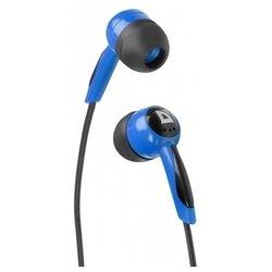 Наушники defender Basic-604 (голубой) - НаушникиНаушники и Bluetooth-гарнитуры<br>Defender Basic-604 - вставные наушники (quot;затычкиquot;), импеданс 32 Ом, чувствительность 85 дБ, диаметр мембраны 10 мм, разъём mini jack 3.5 mm, длина провода 1.2 м.