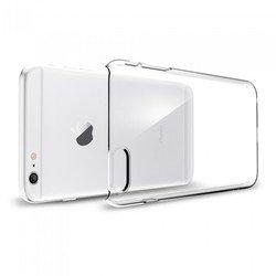 Чехол накладка для Apple iPhone 6, 6s 4.7 (iBox Crystal YT000007225) (прозрачный) - Чехол для телефонаЧехлы для мобильных телефонов<br>Плотно облегает корпус и гарантирует надежную защиту от царапин и потертостей.