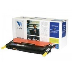 Картридж для Samsung CLP-310, CLP-310N, CLP-315, CLP-315W, CLX-3170FN (NV Print CLT-Y409S) (желтый) - Картридж для принтера, МФУ
