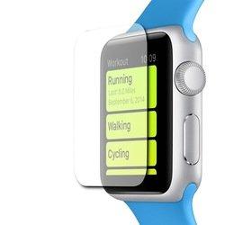 Защитное стекло для Apple Watch 42мм (Grand 3463) - Защитное стекло, пленка для умных часовЗащитные стекла и пленки для умных часов<br>Защитит экран устройства от царапин и потертостей.