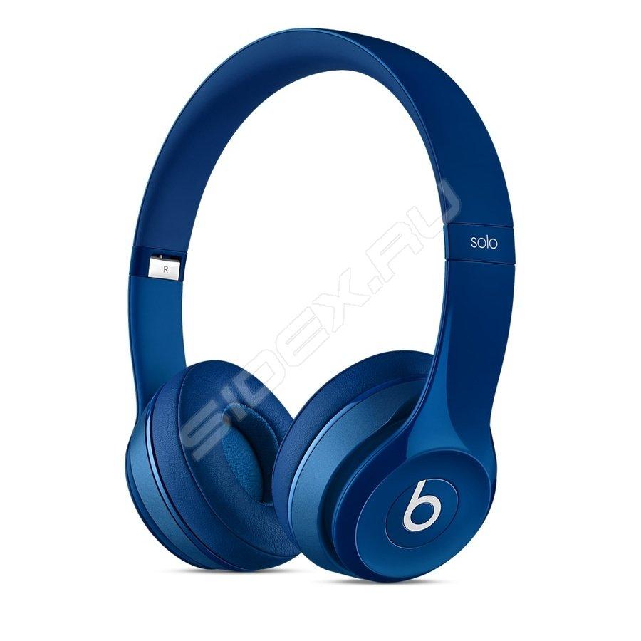 проводные наушники Apple Beats Solo2 Mhbj2zma синий купить по