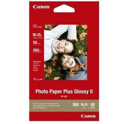 Фотобумага глянцевая 10 х 15 см (50 листов) (Canon 2311B003)  - БумагаОбычная, фотобумага, термобумага для принтеров<br>Фотобумага предназначена для высококачественной печати с максимальным разрешением.