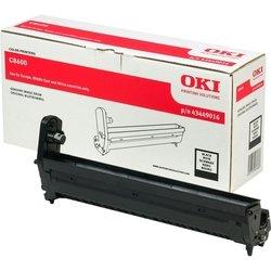 Фотобарабан для Oki C8600 (43449016) (черный) - Фотобарабан для принтера, МФУФотобарабаны для принтеров и МФУ<br>Фотобарабан совместим с Oki C8600.