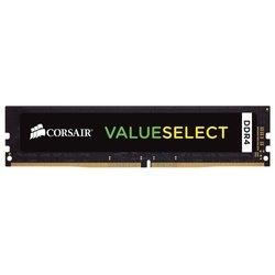 Corsair CMV4GX4M1A2133C15 - Память для компьютераМодули памяти<br>Corsair CMV4GX4M1A2133C15 - DDR4 2133 (PC 17000) DIMM 288 pin, 1x4 Гб, 1.2 В, CL 15