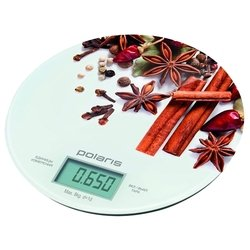 Polaris PKS 0834DG - Кухонные весы