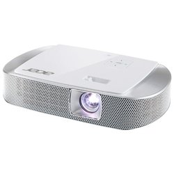 Acer K137i - Мультимедиа проекторМультимедиа-проекторы<br>Acer K137i - DLP, 1280x800, 3D, 700лм, 10000:1,  0.51 кг
