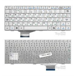 Клавиатура для ноутбука Asus Eee PC 700, 701, 900, 901 (TOP-77192) - Клавиатура для ноутбука