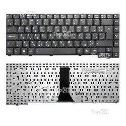 Клавиатура для ноутбука Asus F3, T11 (TOP-73407) - Клавиатура для ноутбукаКлавиатуры для ноутбуков<br>Клавиатура легко устанавливается и идеально подойдет для Вашего ноутбука. Совместима с моделями: Asus F3, T11.