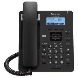 IP-телефон Panasonic KX-HDV130RU (черный) - IP телефонVoIP-оборудование<br>IP-телефон Panasonic KX-HDV130RU, VoIP-телефон, протоколы связи: SIP, громкая связь (Hands Free), встроенный черно-белый LCD-дисплей, порты: WAN, LAN.