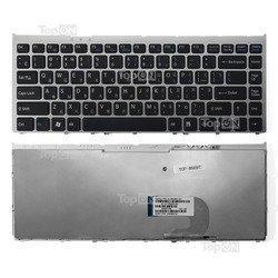 Клавиатура для ноутбука Sony Vaio VGN-NR, VGN-NS (TOP-67875) - Клавиатура для ноутбука