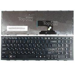 Клавиатура для ноутбука Sony Vaio VPC-EE (TOP-82753) - Клавиатура для ноутбукаКлавиатуры для ноутбуков<br>Клавиатура легко устанавливается и идеально подойдет для Вашего ноутбука. Совместима с моделями: Sony Vaio VPC-EE.