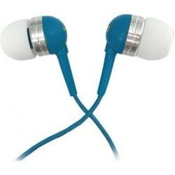 CBR Human Friends Screamer (синий) - НаушникиНаушники и Bluetooth-гарнитуры<br>Наушники вставные (затычки), проводные, частота 20 - 20000 Гц, диаметр мембраны 10 мм, импеданс 32 Ом, чувствительность 95 дБ, длина кабеля<br>1.2 м, разъем 3.5 мм.