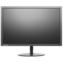 lenovo thinkvision t2454p (черный)