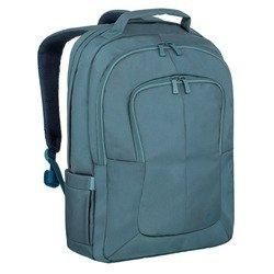 Рюкзак для ноутбука 17 (Riva 8460) (аквамарин) - Сумка для ноутбукаСумки и чехлы<br>Рюкзак для ноутбука 17quot;, материал: синтетический, защита от воды, дополнительные карманы для аксессуаров.