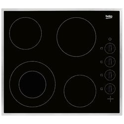 Beko HIC 64101 X (черный) - Варочная поверхность