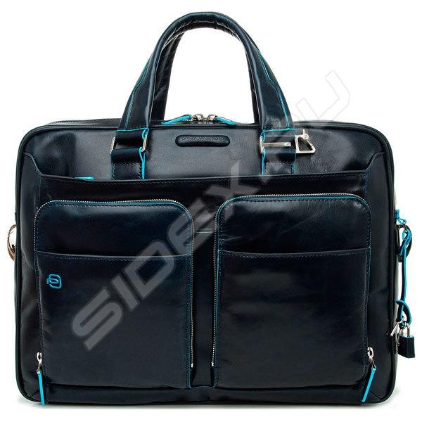 adf643e2ac7a Сумка PIQUADRO Blue Square (CA2849B2, BLU2) (синий) - купить , скидки,  цена, отзывы, обзор, ...