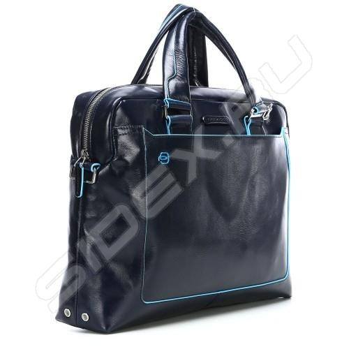 b9f550c2ab60 Сумка PIQUADRO Blue Square (CA3335B2, BLU2) (синий) - купить , скидки,  цена, отзывы, обзор, ...