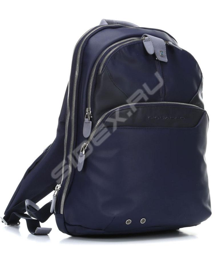 9260b5d50195 Рюкзак Piquadro COLEOS (CA2944OS, BLU2) (синий) - купить , скидки, цена,  отзывы, обзор, ...
