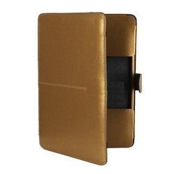 Чехол-книжка для ноутбука Apple MacBook 12 (Palmexx PX/BOOK 12 GOLD) (золотистый) - Сумка для ноутбукаСумки и чехлы<br>Легкий и компактный чехол изготовлен специально для ноутбуков Apple MacBook 12quot;. Защищает Ваше устройство от нежелательных внешних повреждений.