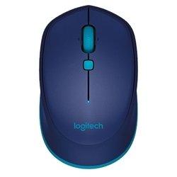 Logitech M535 Blue Bluetooth - МышьМыши<br>Logitech M535 Blue Bluetooth - мышь, беспроводная (Bluetooth), 1000 dpi, цвет: синий