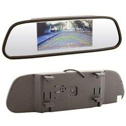 AVIS AVS0501BM - Телевизор, монитор в машинуАвтомобильные телевизоры<br>Автомобильный монитор-салонное зеркало, диагональ экрана 5quot;, формат 16:9. Питание DC 12 В. Потребляемая мощность менее 2 Вт