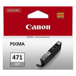 Картридж для Canon PIXMA MG7740 (CLI-471GY 0404C001) (серый) - Картридж для принтера, МФУКартриджи<br>Картридж совместим с Canon PIXMA MG7740.