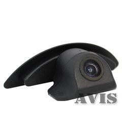 CCD штатная камера переднего вида для NISSAN (Avis AVS324CPR (#114)) - Камера заднего видаКамеры заднего вида<br>Штатная камера переднего вида незаметна и проста в установке. Разрешение в 420 линий и широкий угол обзора дают полную информацию всего происходящего, класс пыле- и влагозащиты IP67.