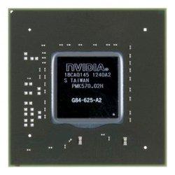 Видеочип nVidia GeForce 9500M GS, 2012 (TOP-G84-625-A2(12)) - МикросхемаМикросхемы для ноутбуков<br>Видеочип выполнен из высококачественных материалов и тем самым гарантирует надежную и долгую работоспособность.
