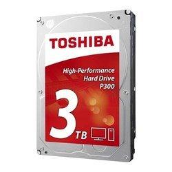 Toshiba HDWD130UZSVA - Внутренний жесткий диск HDDВнутренние жесткие диски<br>Жесткий диск Toshiba HDWD130UZSVA - для настольного компьютера, 3.5quot;, SATA 6Gb/s, 3000 Гб, буфер 64 Мб, скорость вращения 7200 rpm