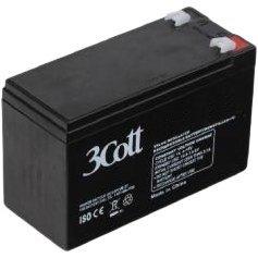 Батарея для ИБП (3Cott 12V5.0Ah) - Батарея для ибпАккумуляторные батареи<br>Надежный и долговечный аккумулятор для ИБП.