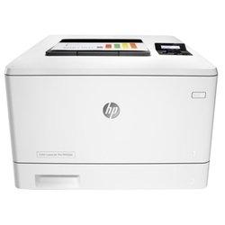 HP Color LaserJet Pro M452dn - Принтер, МФУПринтеры и МФУ<br>HP Color LaserJet Pro M452dn - принтер, A4, печать  лазерная, 4-цветная, двусторонняя, 28 стр/мин ч/б, 28 стр/мин цветн., Post Script, 256 Мб, Ethernet RJ-45, USB, ЖК-панель