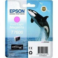 Картридж для Epson SureColor SC-P600 (C13T76064010) (светло-пурпурный) - Картридж для принтера, МФУ