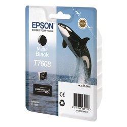 Картридж для Epson SureColor SC-P600 (C13T76084010) (матовый черный) - Картридж для принтера, МФУ