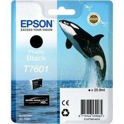 Картридж для Epson SureColor SC-P600 (C13T76014010) (фото черный) - Картридж для принтера, МФУ