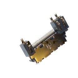 Разъем зарядки для LG F3000, C1100, C1150, C1200, C1400, C2200, F2300, F2200, S3500, F2400 (CD019239) - Системный, разъем зарядкиРазъемы зарядки и системные разъемы для телефонов<br>Разъем зарядки обеспечит надежное соединение и безупречную связь вашего мобильного устройства с различными устройствами и аксессуарами.