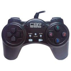 CBR CBG 907 - Руль, джойстик, геймпадРули, джойстики, геймпады<br>CBR CBG 907 - геймпад, USB, ПК